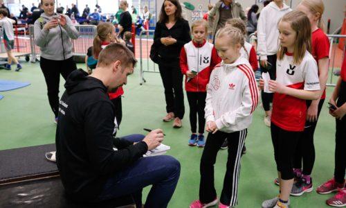 VU:n nuoria tavannut Ruuskanen: Kaikki tehdään olympiakisojen ehdoilla, Dohan pettymys vei syvälle pottukuoppaan