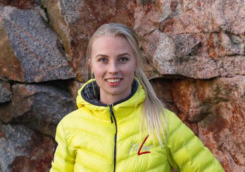 Heta Tuuri ylitti 183 ja Laura Rautanen 182