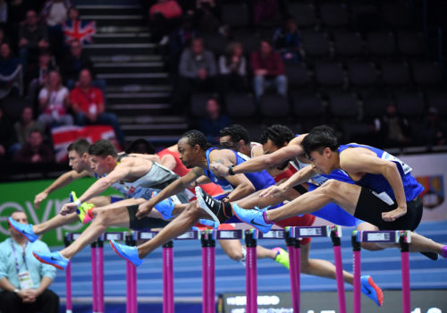 Kv. yleisurheiluliitto siirsi MM-halleja vuodella, talvella 2021 EM- ja MM-hallit