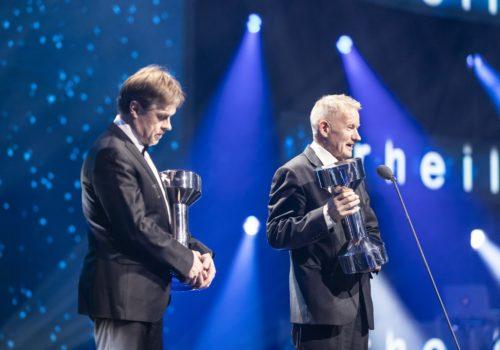 Pukki Vuoden Urheilija,Tähti kahdeksanneksi paras