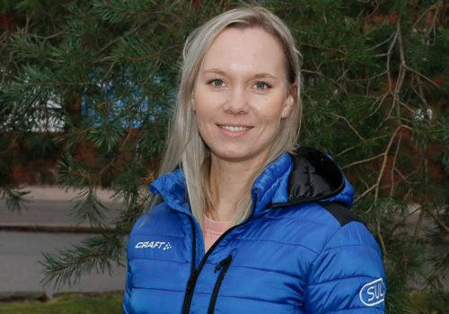 Engberg aloitti SUL:n valmennusassistenttina: Työskentely urheilun parissa on ollut haaveena