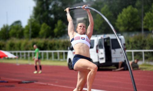 Michaela Meijer taivutti ennätyksensä ja maailmantilaston kärkituloksen