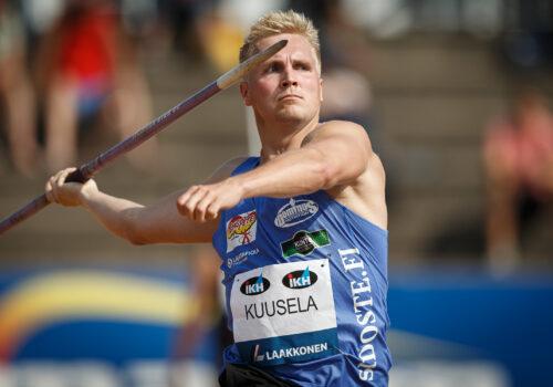 Kuusela heitti 80 metriä – Lampela hyppäsi 435 – Katri Tuorila (o.s. Mustola) palasi kilparadoille