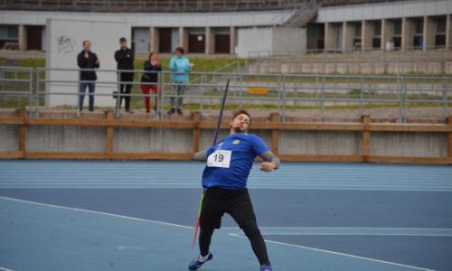 Yli-Mannila heitti keihästä 75 metriä KLL:n kisoissa Lahdessa