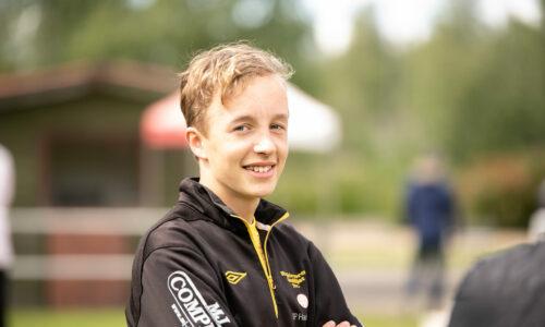 Pikajuoksija Jarmo Eromäki viihtyy hiihtoladulla ja luottaa luontaiseen liikkumiseen