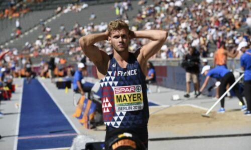 Kévin Mayer otteli maailman kärkituloksen eksoottisessa maailmankolkassa