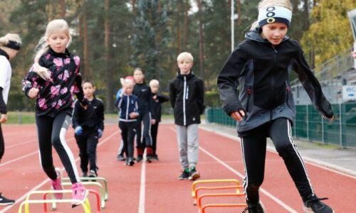 Nestlé for Healthier Kids –nimikilpailu alkoi: Keksi yleisurheilukerhoille nimi ja voita mahtava tuotepalkinto