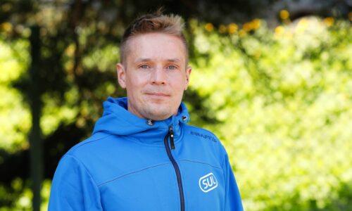 Olli-Pekka Mykkänen aloitti parayleisurheilun nuorten lajivalmentajana
