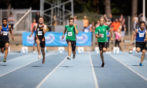 YAG: Kasperi Vehmaa viiletti alle 11 sekunnin