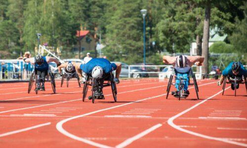 Hae mukaan Nuorten paralympiaryhmään –kehity urheilijana