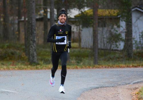Ensikertalainen Ali Abdulrahman voitti Kankaanpään maratonin